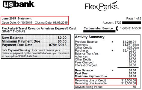 make a credit card statement 1 month approval process for us bank plus credit card