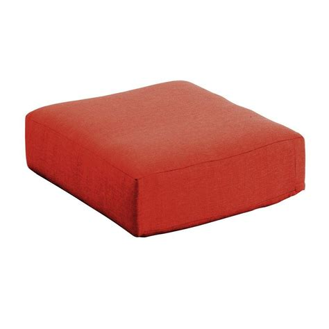 outdoor ottoman replacement cushions ottoman cushions outdoor cushions the home depot