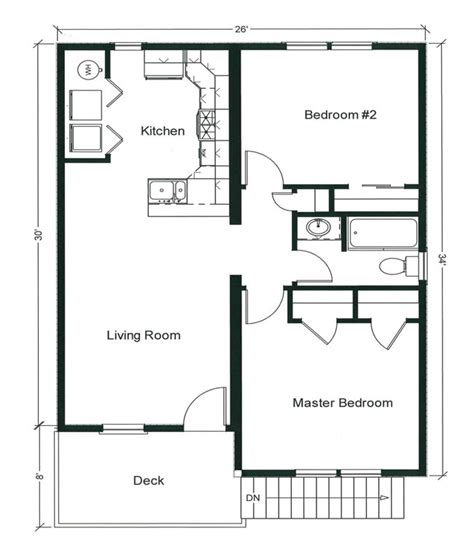 floor plans for small bedrooms 2 bedroom bungalow floor plan plan and two