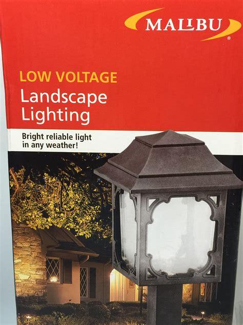 malibu low voltage landscape lighting malibu low voltage landscape lighting 7 watt model cl083ob