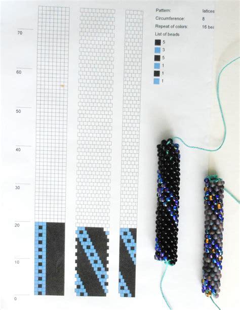 bead pattern software bead crochet sarajane s polyclay gallery