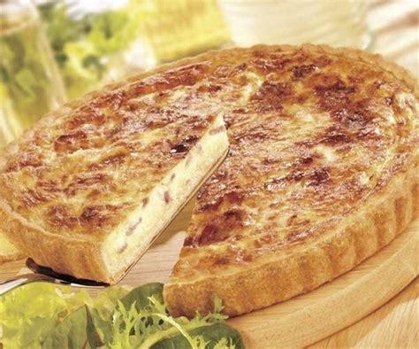 recetas quiches saladas quiche de bacon y queso tartas saladas pizzas y quiches