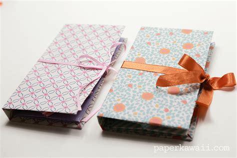 origami book origami thread book tutorial paper kawaii