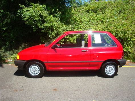 how cars work for dummies 1990 ford festiva transmission control 1990 ford festiva photos informations articles bestcarmag com