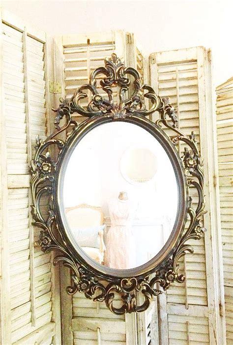 shabby chic bathroom mirrors black gold mirror ornate mirror baroque mirror large