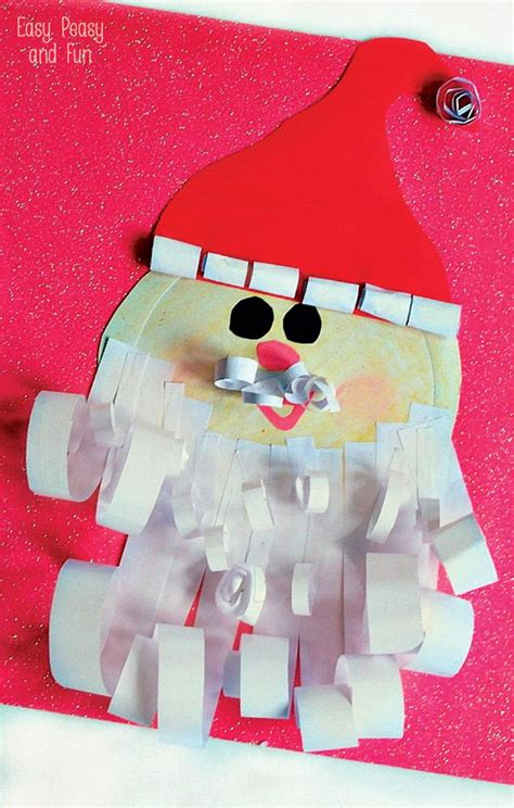 santa paper crafts 1000 images about kid s winter crafts on