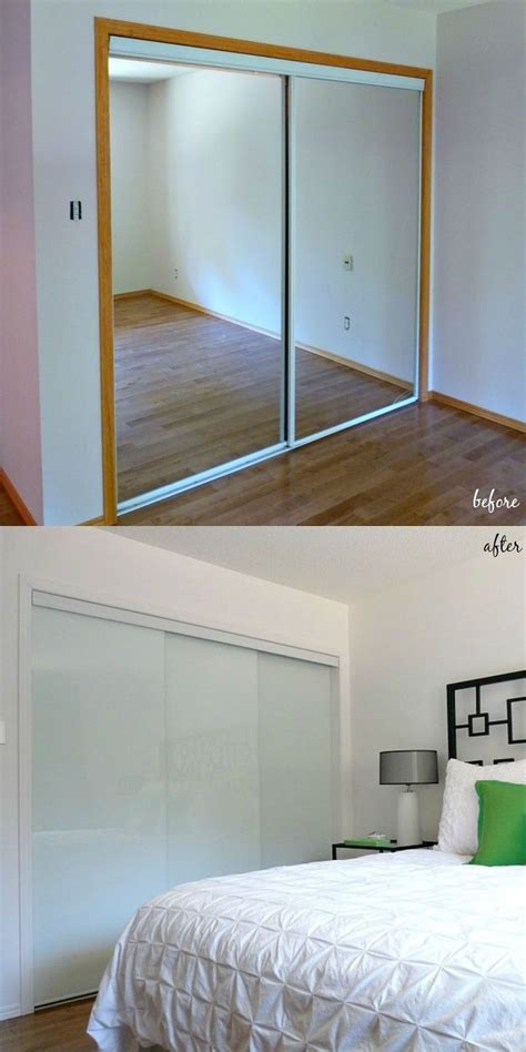 update mirrored closet doors best 25 sliding closet doors ideas on