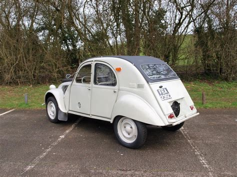 Used Citroen 2cv For Sale by Used 1965 Citroen 2cv For Sale In Warwickshire