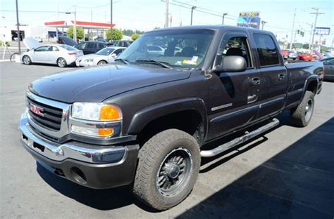 2003 gmc sierra 2500 recalls cars com sell used 2003 gmc sierra 2500 hd mega truck thousands under retail in seattle washington
