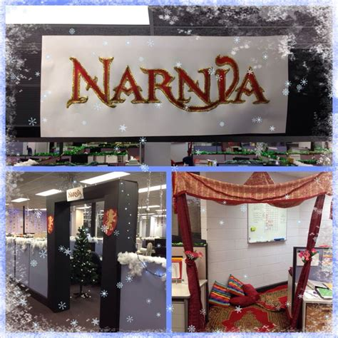 office decoration themes decorations in the office narnia theme