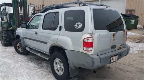 02 Nissan Xterra by 00 01 02 03 04 Nissan Xterra Rear Bumper Assy 341080 Ebay