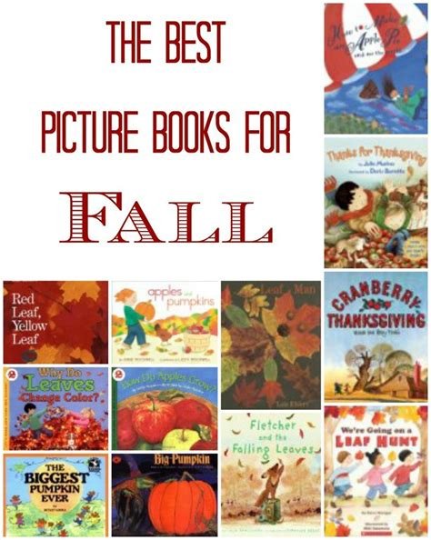 top picture books best children s picture books for fall only