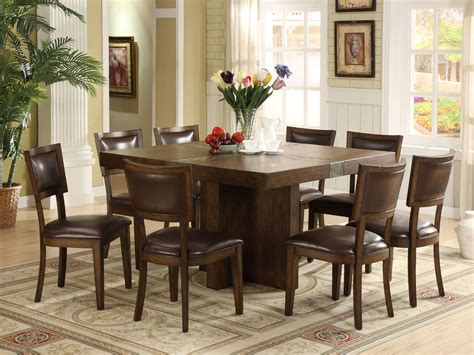 square dining room sets contemporary square dining room sets collections info
