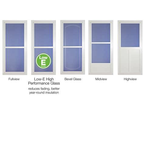 Pella Retractable Screen Door storm door buying guide