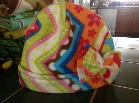 fleece craft projects 124 best images about fleece hats on free
