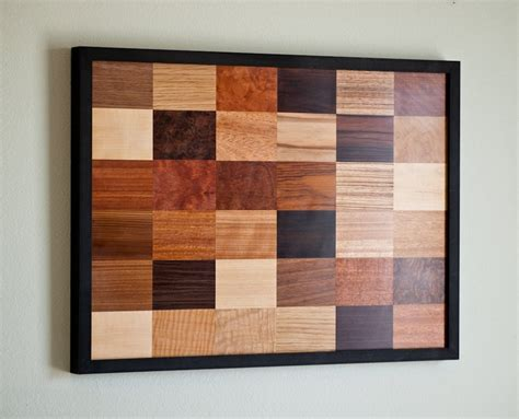 wood veneer craft projects wall of wood wood veneer wall hanging