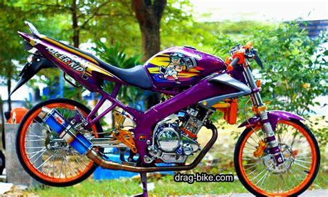 Gambar Motor Keren by 51 Foto Gambar Modifikasi Motor Vixion Keren Terbaik