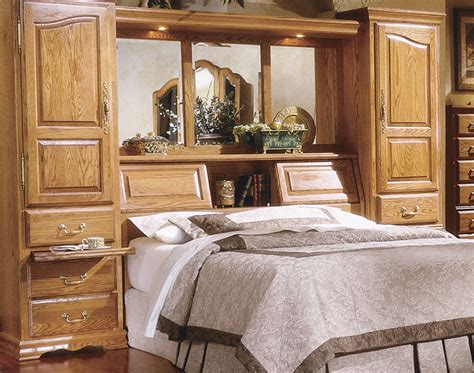 king size bed frame with bookcase headboard bedroom furniture nostalgia bookcase headboard