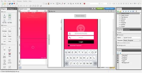 best online wireframe tool 13 best free wireframe tools and mockup templates