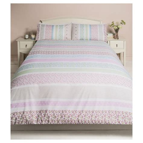 tesco bedding sets buy tesco ditsy floral duvet cover and pillowcase set from
