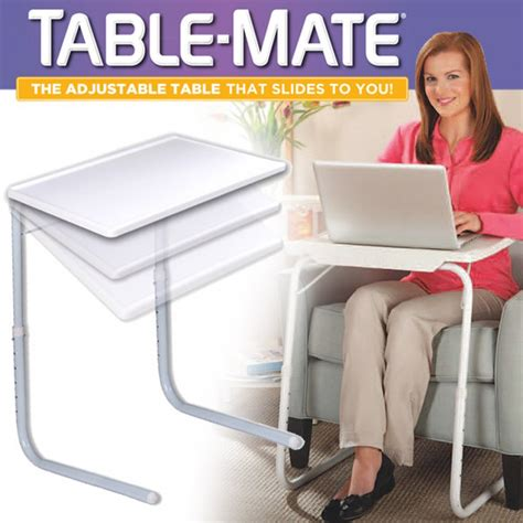 sofa mate table table mate table tray table as seen on tv store