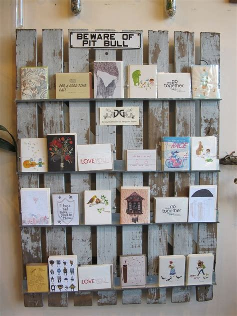 how to make presentation cards 25 best ideas about card displays on stall