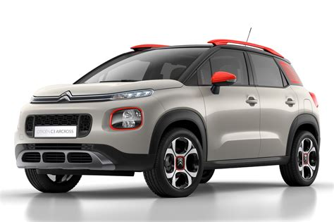 New Citroen by Citroen C3 Aircross Pictures Specs And Info By Car Magazine