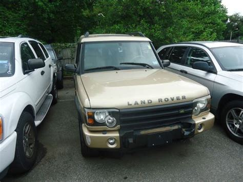 how do cars engines work 2004 land rover discovery parental controls buy used 2004 landrover discovery it need engine work in capitol heights maryland united states