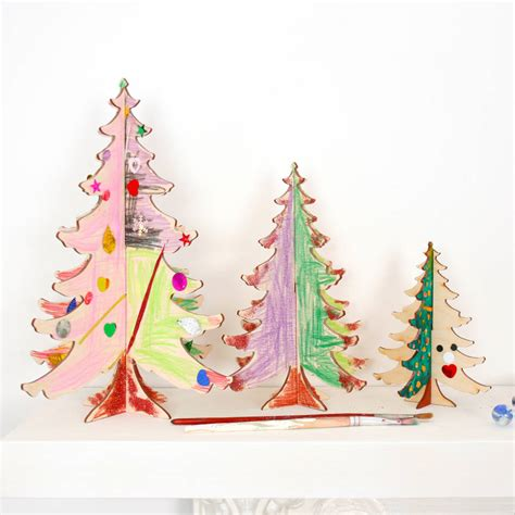 tree table decorations craft diy tree table decorations by bombus