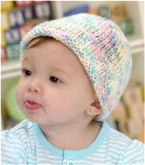 simple baby knits baby knit hats 2015