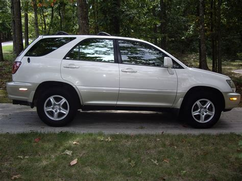 2000 Lexus Rx300 by Lexus Rx 300 2000 Technical Specifications Interior And
