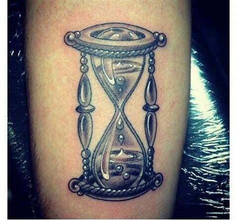 glass meaning black and grey hourglass http ideas us