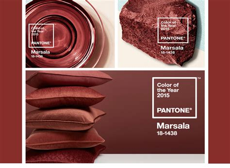 hair colourest of the year 2015 pantone color of the year 2015 marsala beauty point of view