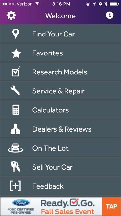 Car Apps For An Iphone by Top Car Buying Apps For Your Iphone Apple Gazette