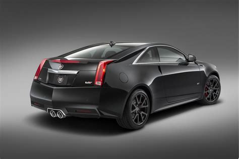 New Cadillac Cts V 2015 by 2015 Cadillac Cts V Coupe Special Edition Announced Ahead