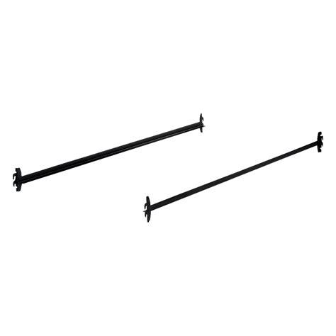 metal bed frame rails shop furniture of america 81 in steel bed rails at