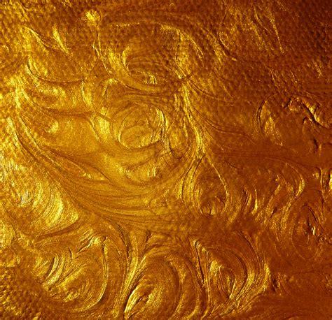 Gold Paint Chemical Elements