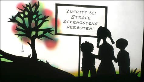 Der Garten Des Riesen by Scuraluna Riese Und Nachtigall Schattentheater