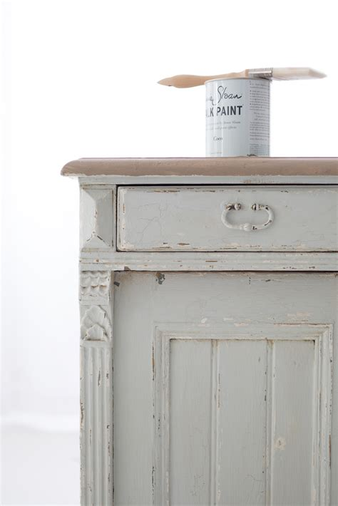 chalk paint process diy chalk paint tutorial fresh american style