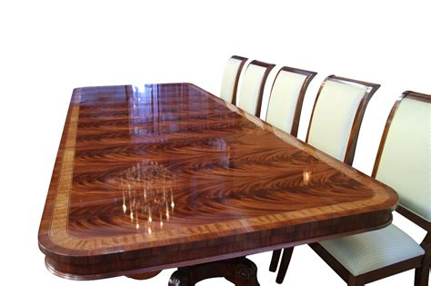 large dining table seats 12 high end large mahogany dining table seats 12