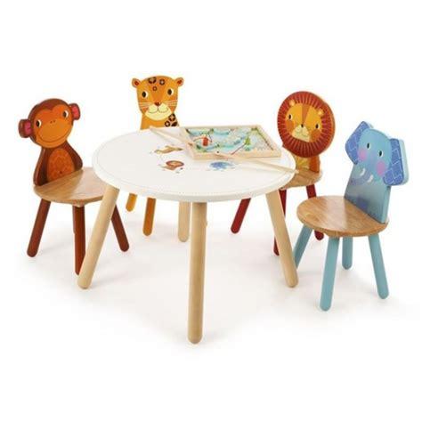 Multifunctional Furniture tidlo dzieci cy stolik quot safari animal table quot piccoland