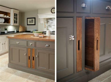 kitchen counter storage ideas bespoke kitchen storage ideas