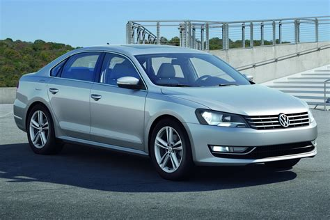 Volkswagen Usa by 2012 Volkswagen Passat Us Version