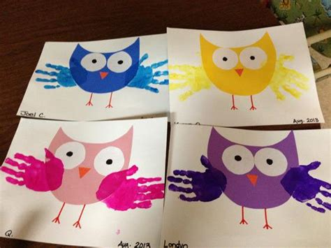 kid craft activities 8 easy and creative handprint craft ideas with craft