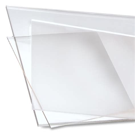 clear acrylic clear acrylic sheets blick materials