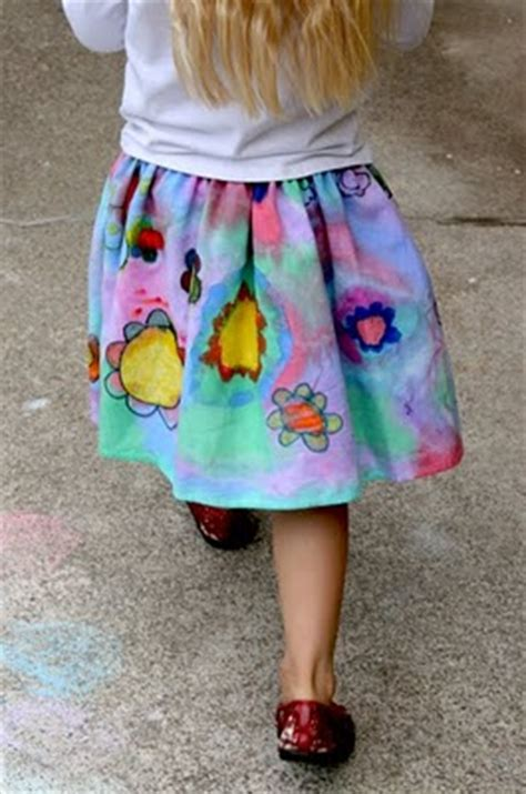 acrylic paint in clothes paint your clothes dollar store crafts
