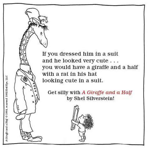 a giraffe and a half a giraffe and a half gotta giraffes