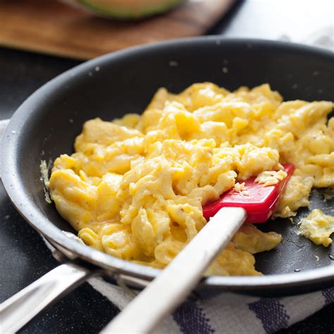 best scrabbled eggs scrambled eggs america s test kitchen