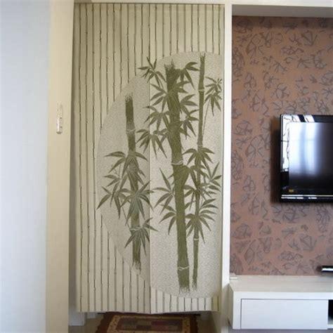 door curtains bamboo design door curtain d2942 contemporary
