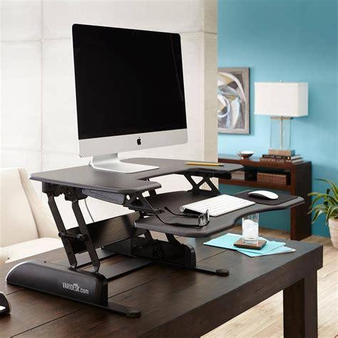 desk standing standing desk pro plus 36 varidesk 174